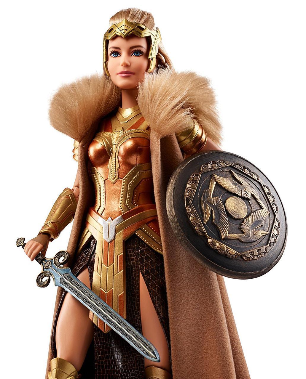 Коллекционная кукла Барби Чудо Женщина Ипполита Barbie Collector Hippolyta Puppe Wonder Woman