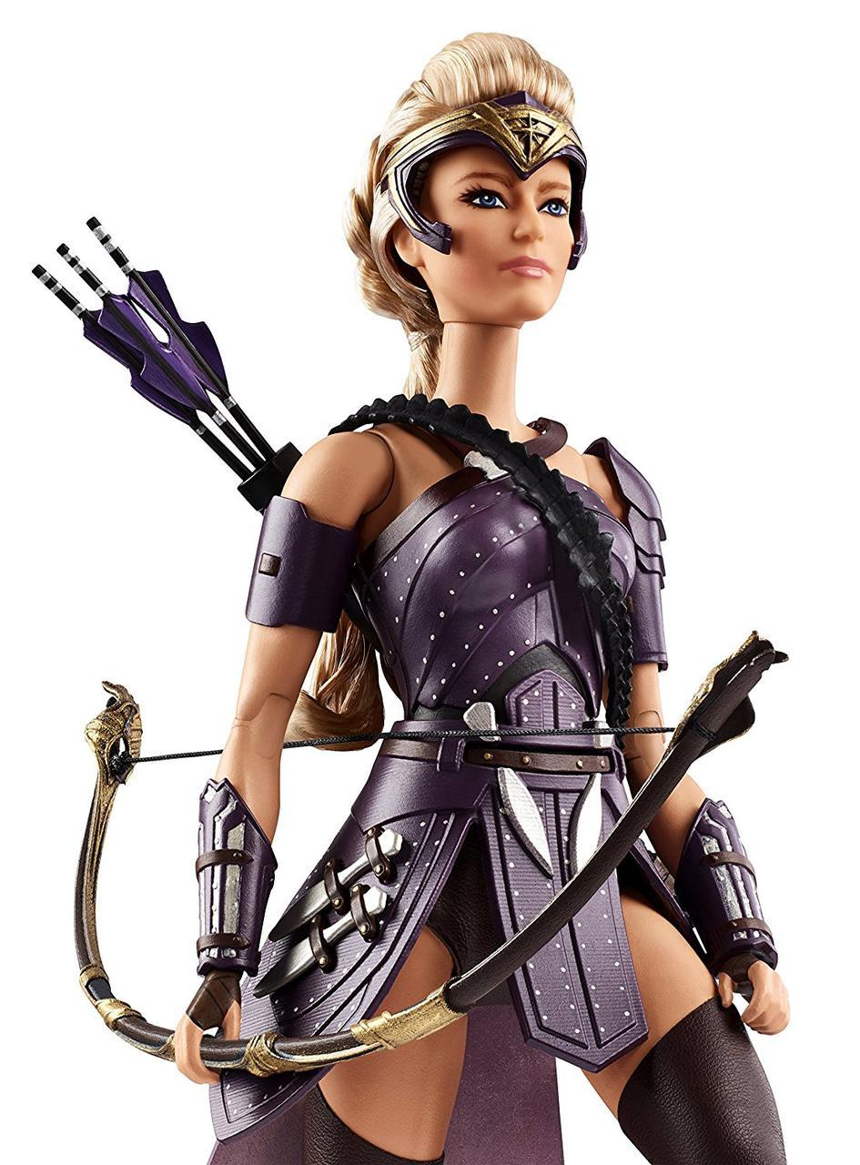 Коллекционная кукла Барби Чудо Женщина Антиопа  Barbie Collector Antiope Puppe Wonder Woman