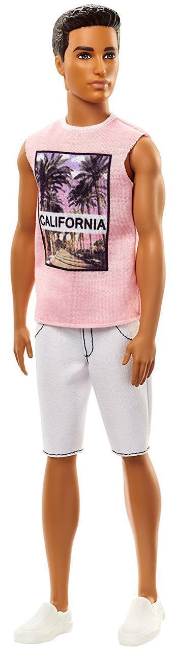 Кукла Барби Кен модник Ken Cali Cool Fashionistas (17)