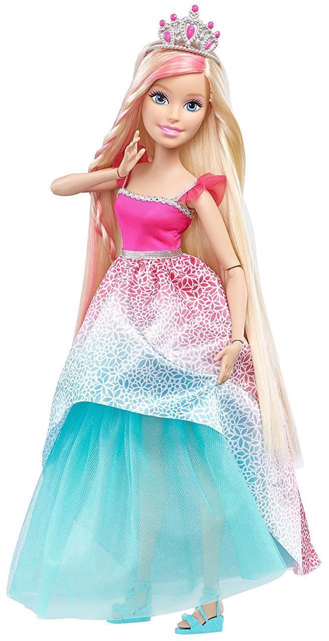 Кукла Барби Принцесса 43 см Дримтопия Barbie Dreamtopia Princess Doll