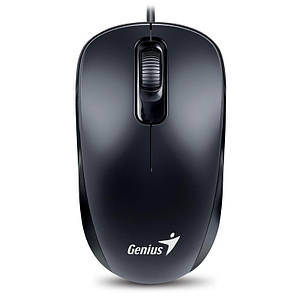 Мышка GENIUS DX-110 USB Black, фото 2