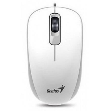 Мышка GENIUS DX-110 USB White, фото 2