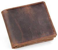 Кошелек мужской Vintage 14222 в винтажном стиле Коричневый, фото 1