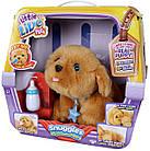 Интерактивная игрушка Щенок моей мечты Сноглс Лител Лайф Петс Little Live Pets Snuggles My Dream Puppy Moose, фото 4
