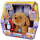 Интерактивная игрушка Щенок моей мечты Сноглс Лител Лайф Петс Little Live Pets Snuggles My Dream Puppy Moose, фото 6