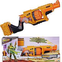 Нёрф Оригинал Бластер Думлэндс Законник Nerf  Doomlands Lawbringer Blaster B3189