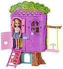 Игровой набор Barbie домик на дереве кукла Челси Barbie Club Chelsea Treehouse Playset, фото 5