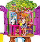Игровой набор Barbie домик на дереве кукла Челси Barbie Club Chelsea Treehouse Playset, фото 8