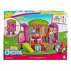 Игровой набор Barbie домик на дереве кукла Челси Barbie Club Chelsea Treehouse Playset, фото 9