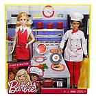 Игровой набор Барби шеф-повар и официант  Barbie Friend Careers Chef & Waiter, фото 3