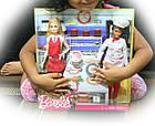 Игровой набор Барби шеф-повар и официант  Barbie Friend Careers Chef & Waiter, фото 5