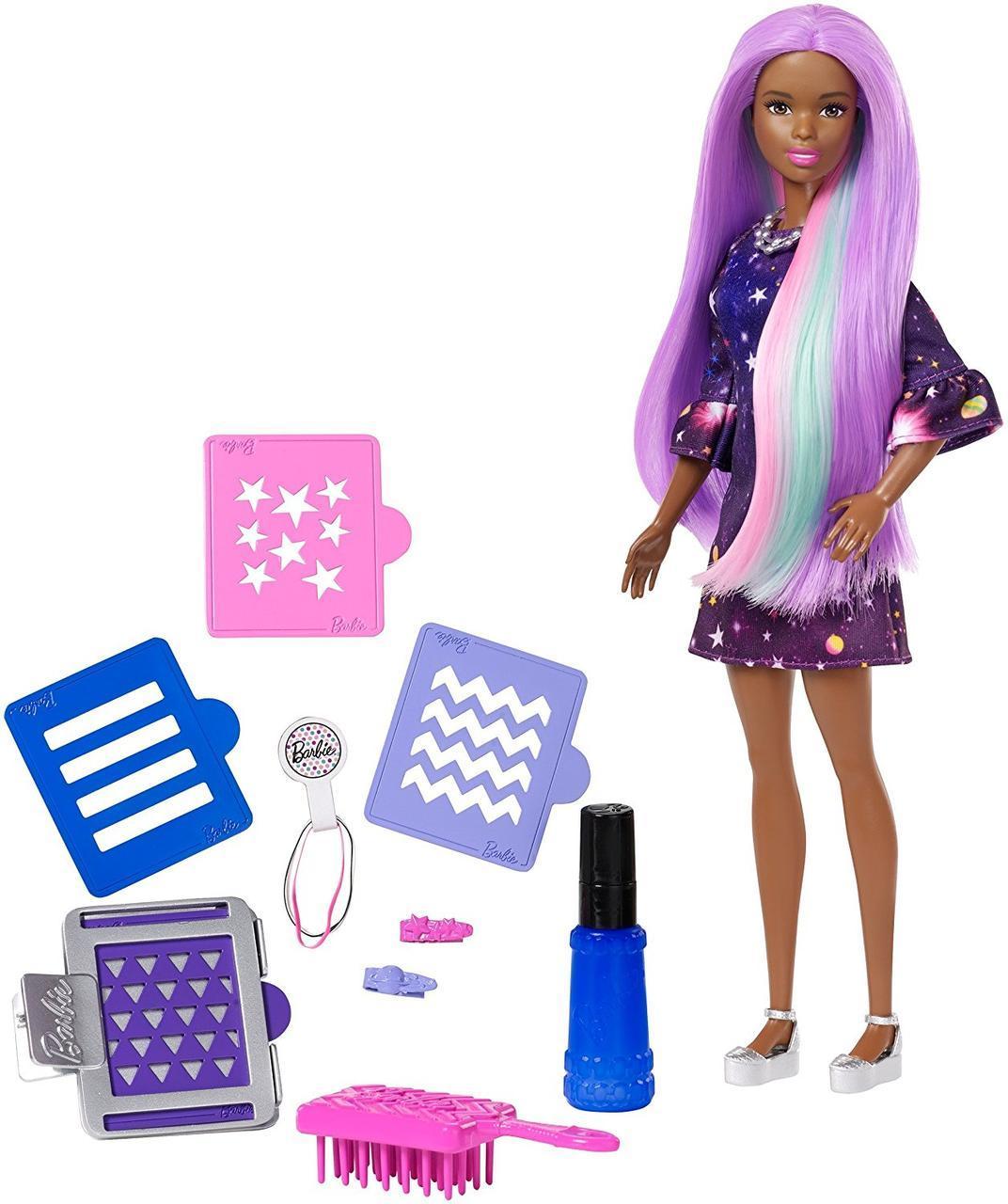 Игровой набор Барби Цветной Сюрприз Игра с цветами Barbie Color Surprise