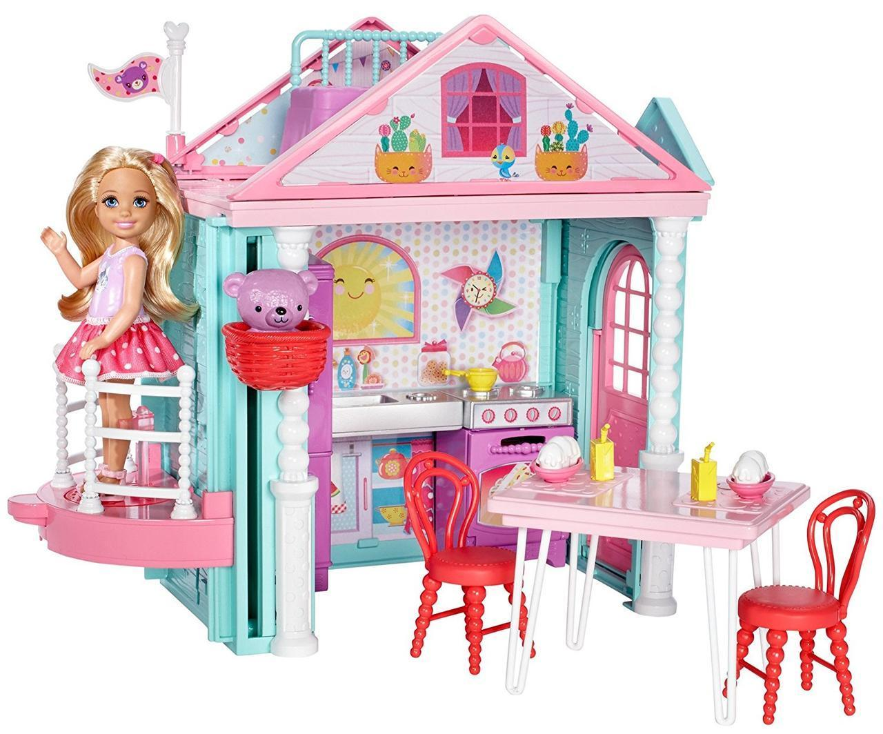 Кукла Барби Игровой набор Челси кукла Челси Barbie Club Chelsea Chelsea