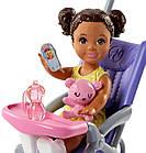 Набор Барби Скиппер и уход за сестричкой / Barbie Skipper Babysitters Inc., фото 3