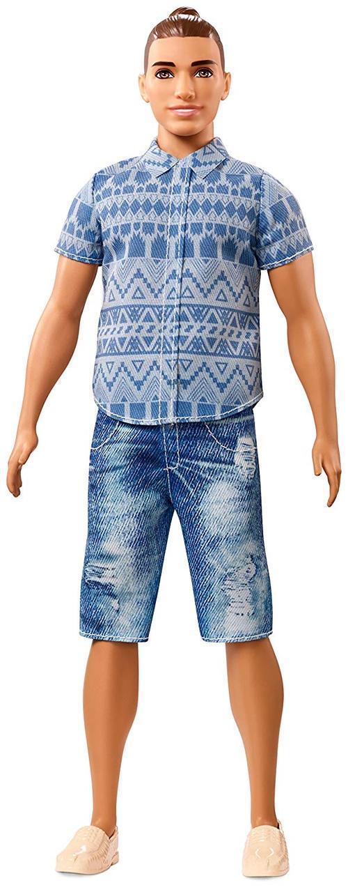 Барби кукла Кен модник Barbie Ken Fashionistas