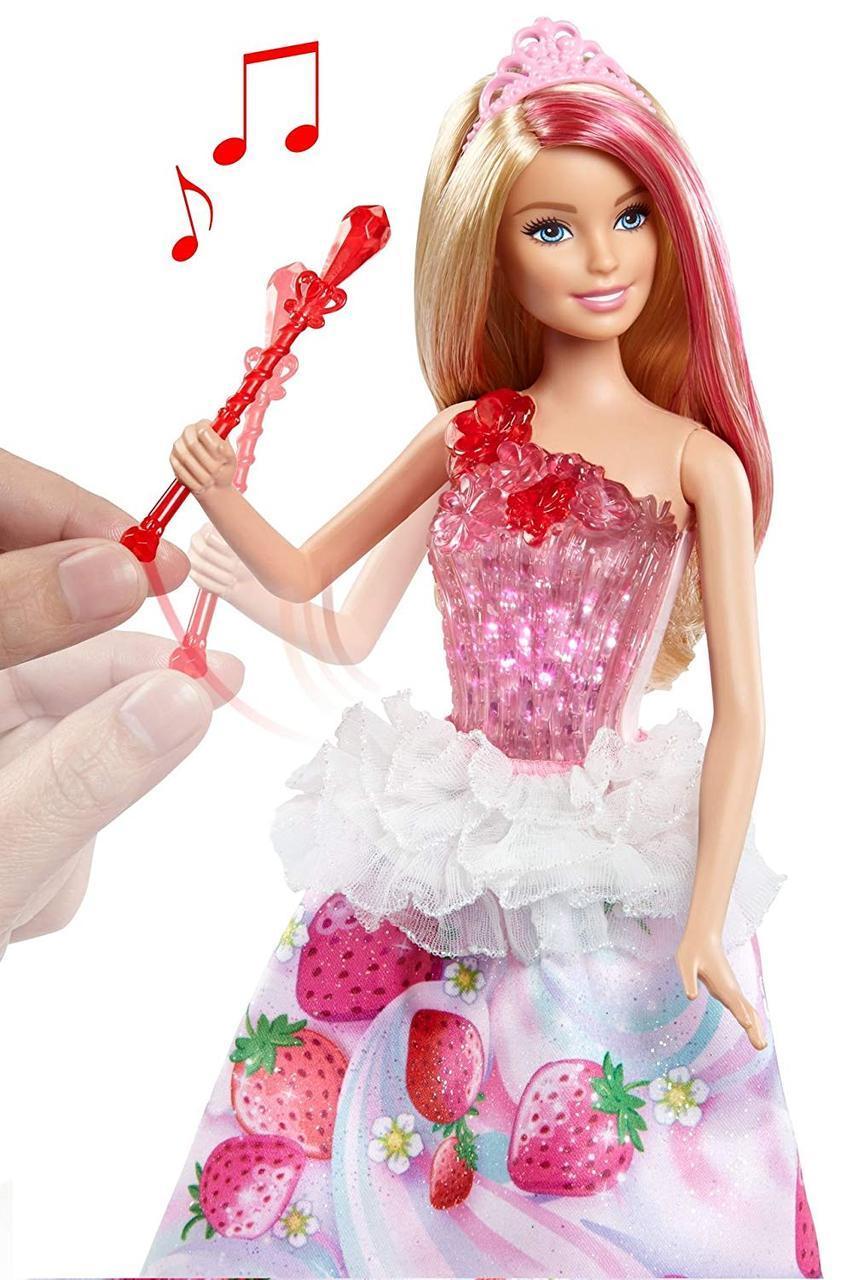 Кукла Барби Принцесса из Свитвиля Дримтопия Barbie Dreamtopia Sweetville Princess