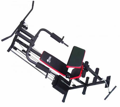 Силовой тренажер Atlas Sport 65. нагрузка 65 кг, многофункциональный , фото 2