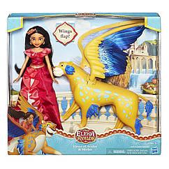 Кукла диснея Принцесса Елена и Скайлар  Hasbro Disney Elena of Avalor and Skylar