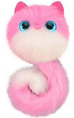 Интерактивная плюшевая игрушка Помсис Пинки Pomsies Pinky Plush Interactive