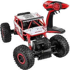 Машина Джип на радиоуправлении Кравлер Rock Crawler Click N' Play CNP8427