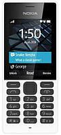 Мобільний телефон NOKIA 150 Dual SIM (white) RM-1190 (бiлий)