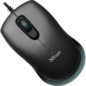 Мышка TRUST Compact mouse USB, фото 2