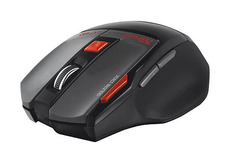 Мышка TRUST GXT 120 Wireless Gaming Mouse (19339), фото 2