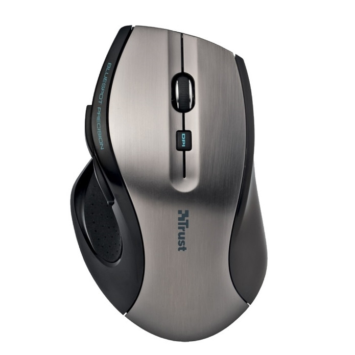 Мышка TRUST MaxTrack Wireless Mouse BlueSpot