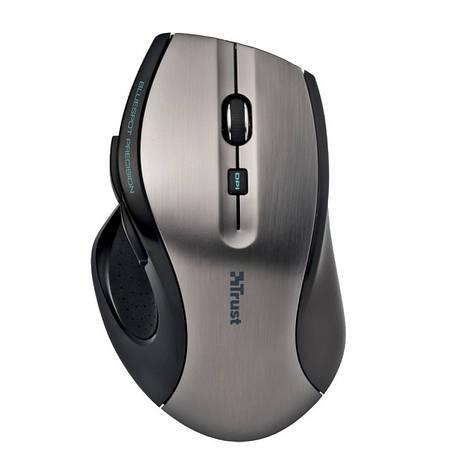 Мышка TRUST MaxTrack Wireless Mouse BlueSpot, фото 2