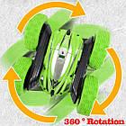 Машина - перевертыш - каскадер на радиоуправлении  с фарами 4WD 2.4GHz, фото 4