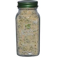 Чесночная соль, 4,7 унции (133 г), Simply Organic