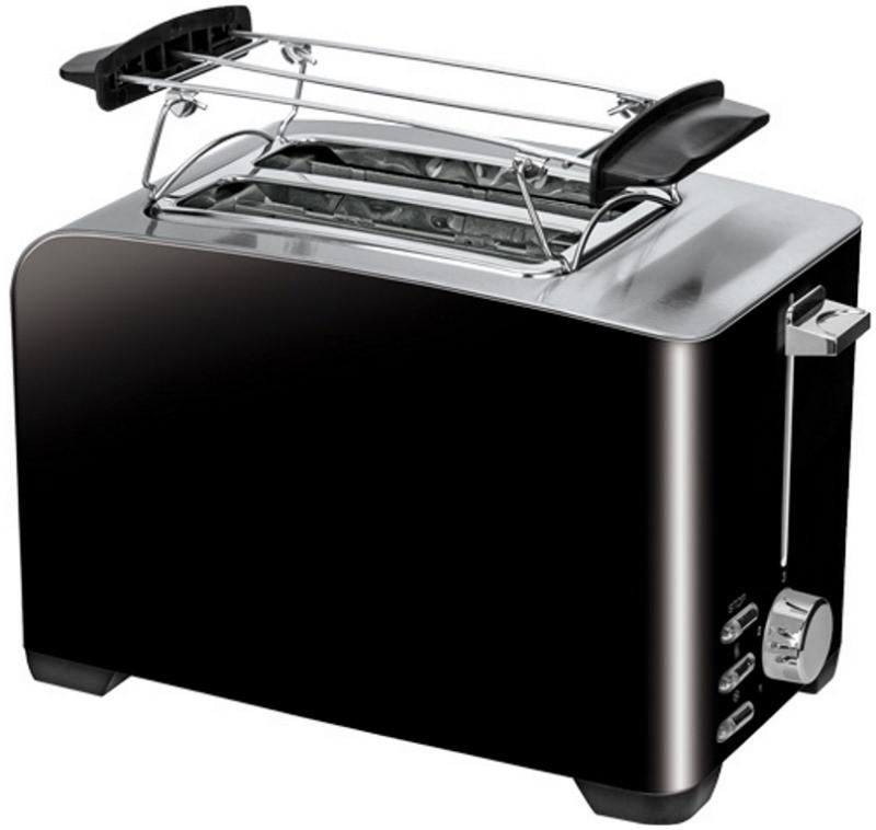 Тостер MPM MTO-05 Black