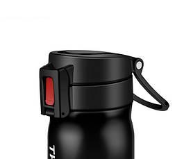 Термос Hoco CP10 Hozere Thermos Cup 500мл Чорний, фото 2