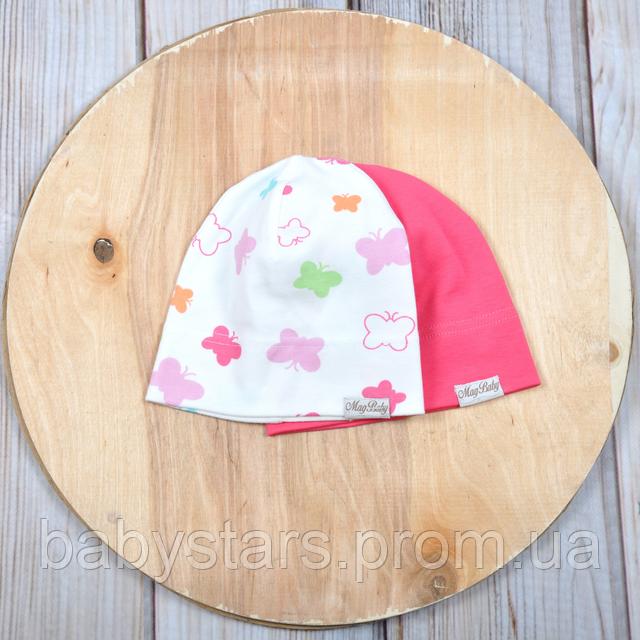 трикотажная шапочка для ребенка