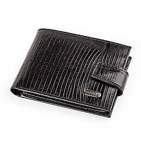 Кожаное портмоне CANPELLINI 17030 Черное, фото 1