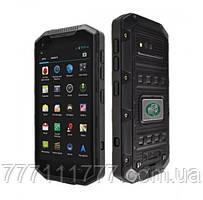 """Защищенный мобильный телефон Land Rover H6 black черный IP67 (2SIM) 2,4"""" 1/8 Гб 5/5 Мп Гарантия!"""