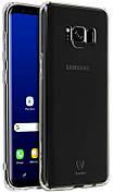 Чохол-накладка Baseus ARSAS8P-02 для Samsung G955 S8 Plus Simple Ultrathin ser. Прозорий/безколірний