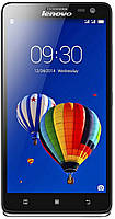 Мобильный телефон смартфон Lenovo S856 (Silver)