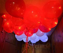 """Светящиеся воздушные шары SoFun 12""""(30 см) ассорти"""
