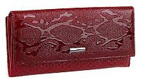Кошелек женский KARYA 17149 кожаный Красный, фото 1