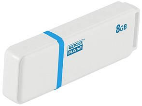 USB Флешка (Флэш-накопитель) GOODRAM UMO2-0080W0R11 8GB Белый, фото 2