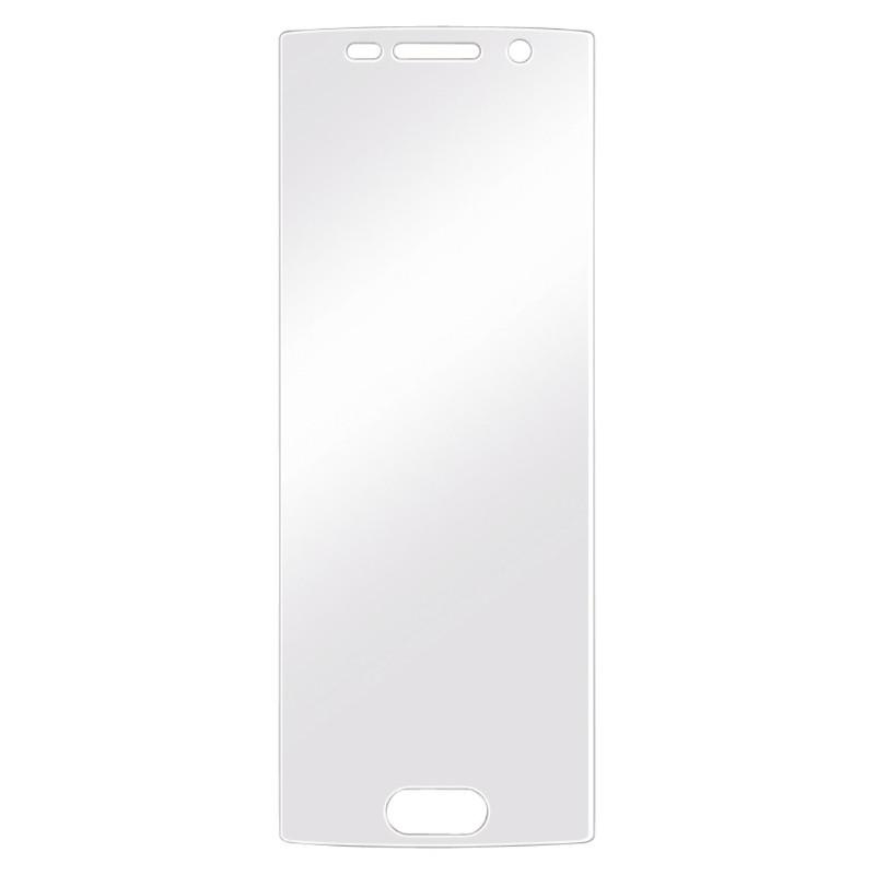Защитная пленка Hama для Samsung G925F S6 Edge Прозрачная