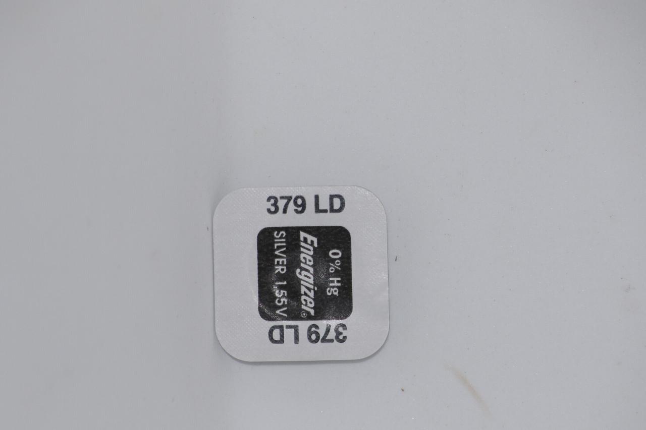 Часовая батарейка Energizer SR521SW 1PC  EU (379), фото 1