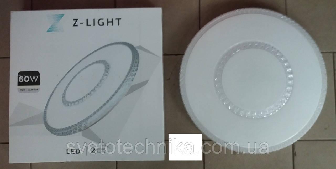 Светодиодный светильник с пультом Z-LIGHT 70009 60W