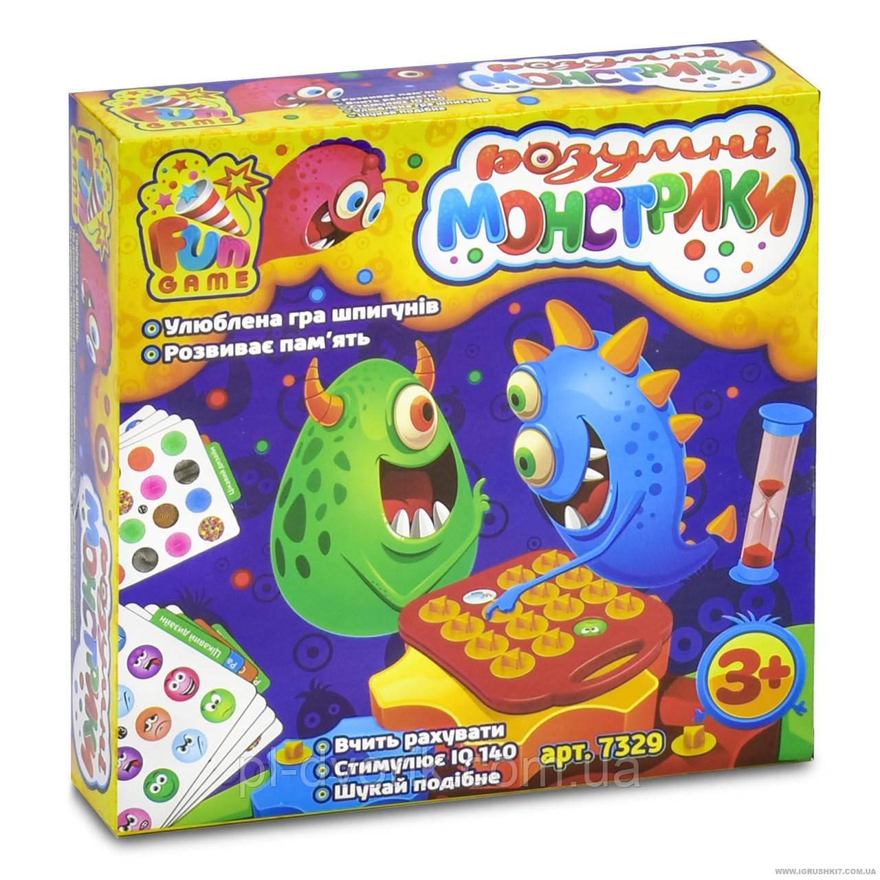Настольная игра, направленная на развитие памяти. Также игра развивает внимание, визуальное восприятие, в игро