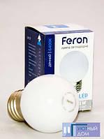Світлодіодна лампа LB-37 V1W біла