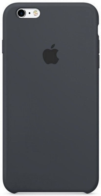 "Чохол-накладка для iPhone 6/6S (4.7"") Silicon Case ser. (veri high copi) Сірий(Dark Grey)"