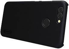 Чохол-накладка Nillkin для Huawei Nova 2 Matte ser.+ плівка Чорний, фото 3
