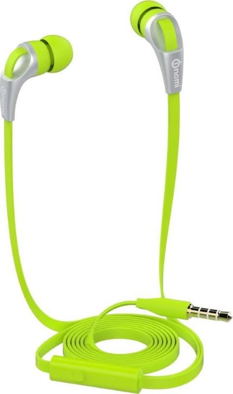 Наушники Nomi NHS-102 Зеленый