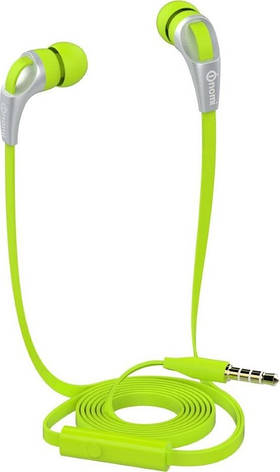 Наушники Nomi NHS-102 Зеленый, фото 2